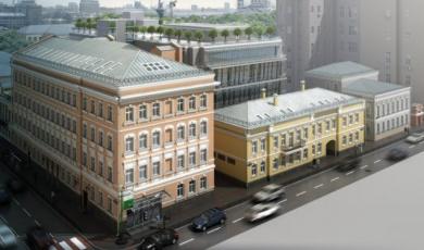Резиденция Знаменка у м.Арбатская