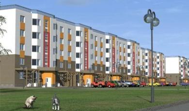 Новый квартал Бекасово по Киевскому шоссе