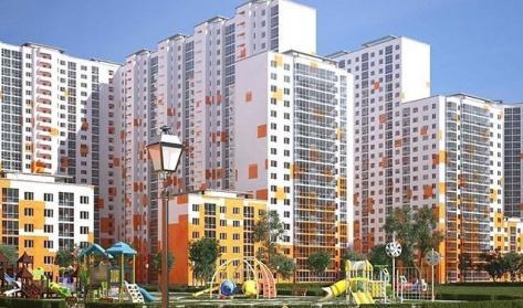 Мегаполис в ВАО Москвы