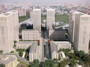 Sky City в районе Останкинский