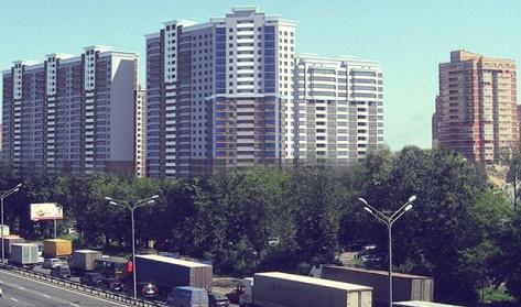 Преображенский квартал (мкр. 28) по Энтузиастову шоссе