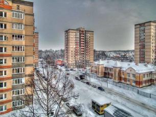 Свердловский в Щелковском районе