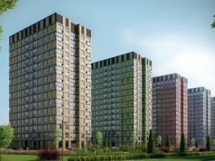 Комплекс апартаментов «ТехноПарк» в районе Даниловский