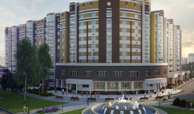 Мой город по Горьковскому шоссе