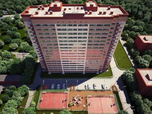 на ул. Серпуховская, 3А в г. Климовск