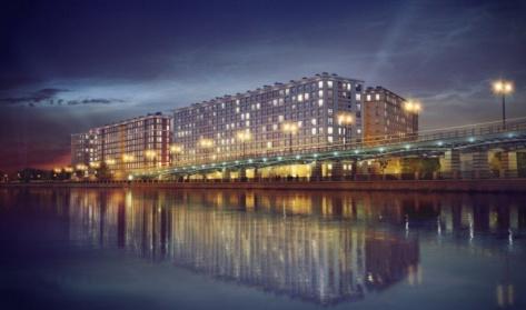 Docklands в районе Василеостровский