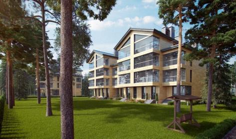 Первая Линия Life Energy Resort
